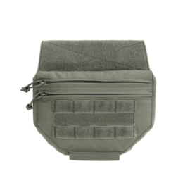 Warrior Elite Ops MOLLE Drop Down Utility Pouch (RANGER GREEN)