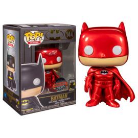 FUNKO POP figure DC Comics Batman Red Metallic - Exclusive (144)
