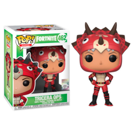 FUNKO POP figure Fortnite Tricera Ops (462)