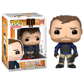 FUNKO POP figure The Walking Dead Richard (575)