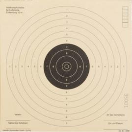 Umarex Paper Target 17x17cm - 50pcs