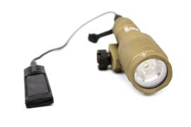 NUPROL NX600S Short Torch - Flashlight (TAN)