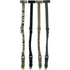 VIPER Single Point (1P) Modular Gun sling (4 COLORS)