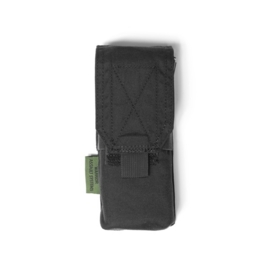 Warrior Elite Ops MOLLE Single M4 5.56mm Mag Pouch / Non Slip Retention (BLACK)