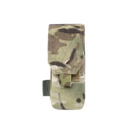 Warrior Elite Ops MOLLE Single M4 5.56mm Mag Pouch / Non Slip Retention (6 COLORS)