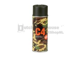 C4 Mil Grade Color Spray Paint / Verf (RAL6006)