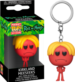 FUNKO Pocket POP keychain Rick & Morty Kirkland Meeseeks