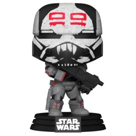 FUNKO POP figure Star Wars Bad Batch Wrecker (443)