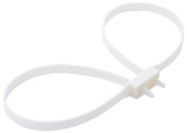 TUFF TIE Cuffs (WHITE)