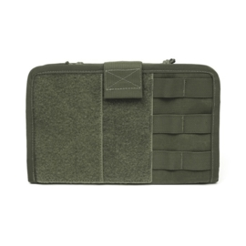Warrior Elite Ops MOLLE Command Panel Gen2 with Fold out Map Sleeve & Velcro Fastening (OLIVE DRAB)