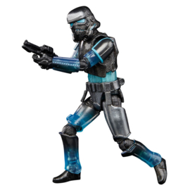 HASBRO Star Wars The Force Unleashed Shadow Stormtrooper figure - 9,5cm