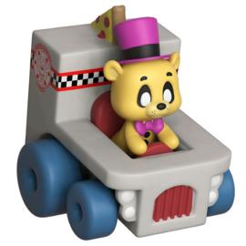 FUNKO Super Racers Figure Five Nights at Freddy's Golden Freddy Fred bear (06)