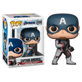 FUNKO POP figure Marvel Avengers Endgame Captain America (450)