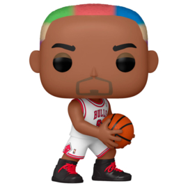 FUNKO POP figure NBA Legends Dennis Rodman Bulls Home (103)