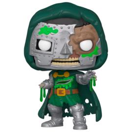 FUNKO POP figure Marvel Zombies Dr. Doom (789)