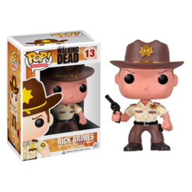 FUNKO POP figure The Walking Dead Rick Grimes (13)