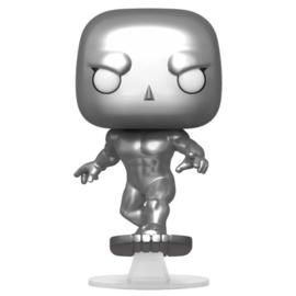 FUNKO POP figure Marvel Fantastic Four Silver Surfer (563)