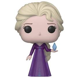 FUNKO POP figure Disney Disney Frozen 2 Elsav - Exclusive (594)