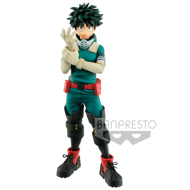 BANPRESTO My Hero Academia Age of Heroes Deku figure - 16cm