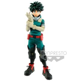 My Hero Academia BANPRESTO Age of Heroes Deku figure - 16cm