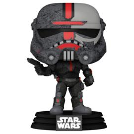 FUNKO POP figure Star Wars Bad Batch Hunter (446)