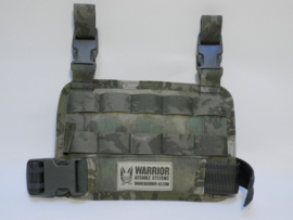 Warrior Elite Ops MOLLE Sabre Leg Rig (2 COLORS)