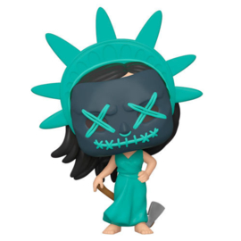 FUNKO POP figure The Purge Election Year Lady Liberty (807)
