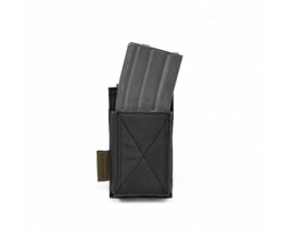Warrior Elite Ops MOLLE Single Elastic Mag (BLACK)