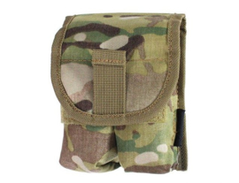 "BE-X Pouch ""Quadro"", for 4 Pistol Magazines (MULTICAM)"