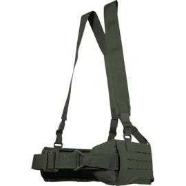 VIPER Technical Harness Molle Belt Set (GREEN)