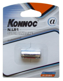 LR1 / N  Konnoc 1.5V Super power Battery  - 1pcs