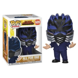 FUNKO POP figure My Hero Academia All For One serie 3 (609)