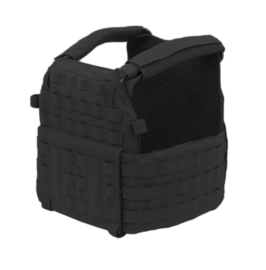 Warrior Elite Ops MOLLE DCS Special Forces Plate Carrier Base Only (BLACK)