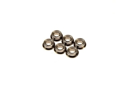 Systema Radial Ball Bearing Metal Bushing (6mm) 6 stuks