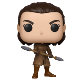 FUNKO POP figure Game of Thrones Arya with Two Headed Spear (79)
