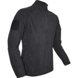 VIPER ELITE MID-LAYER FLEECE (BLACK)
