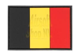 JTG Rubber Patch Belgium Flag