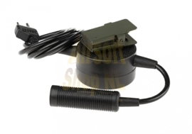 Z-TACTICAL Tactical PTT Connector (MIDLAND)