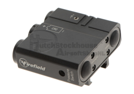 Firefield Charge AR Green Laser and Light Combo. Blk