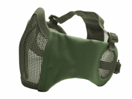 ASG STRIKE SYSTEMS Stalker Metal - Mesh Ears (OD)
