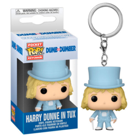 FUNKO Pocket POP keychain Dumb and Dumber Harry In Tux