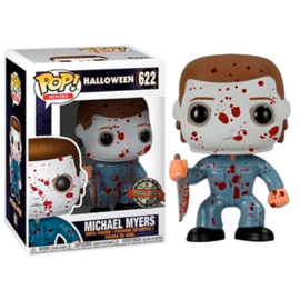 FUNKO POP figure Halloween Michael Myers Blood Splatter - Exclusive (622)
