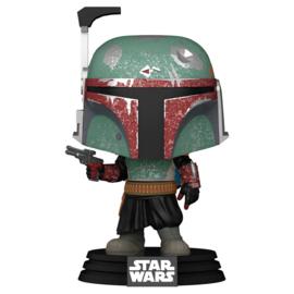 FUNKO POP figure Star Wars Mandalorian Boba Fett (462)