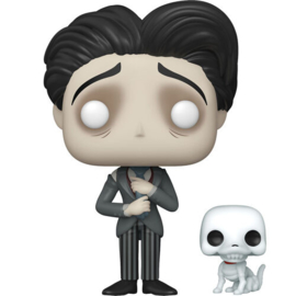 FUNKO POP figure Corpse Bride Victor with Scraps (986)