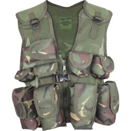 MIL-COM Kids Assault Vest (CAMO)