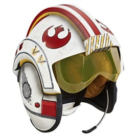 HASBRO Star Wars Episode 9 Luke Skywalker electronic helmet