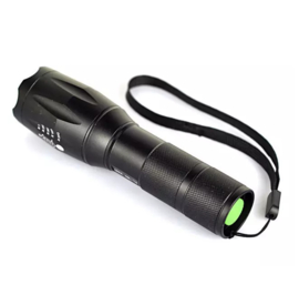 Tactical Flashlight (BLACK)