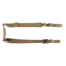 Warrior Elite Ops Two Point Weapon Sling (COYOTE TAN)
