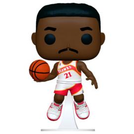 FUNKO POP figure NBA Legends Dominique Wilkins Hawks Home (104)