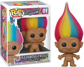 FUNKO POP figure Trolls Rainbow Troll (01)